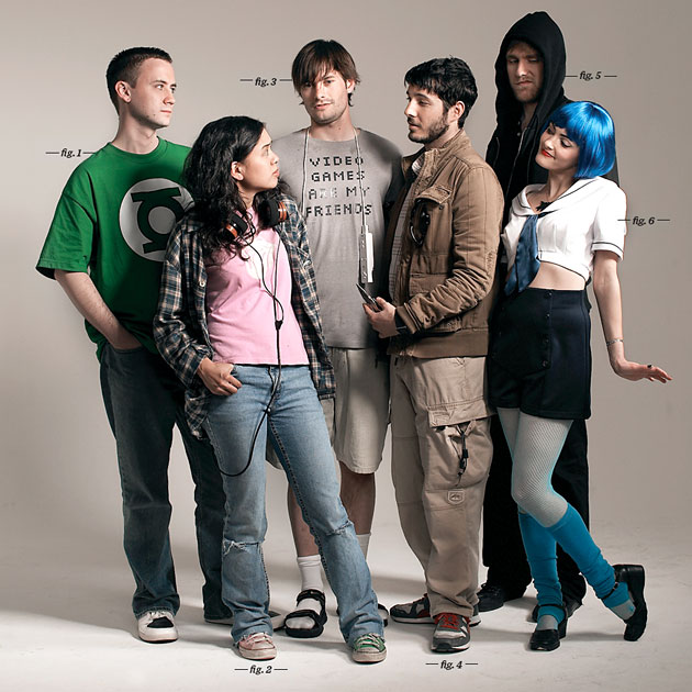 Nøgne fisse af teenagere